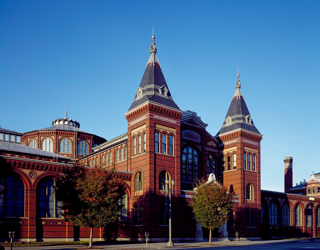 The_Smithsonian_Institution's_Arts_and_Industries_Building_14862v
